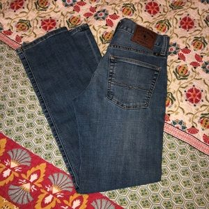 Lucky Brand 221 Original Straight Jeans 29x32